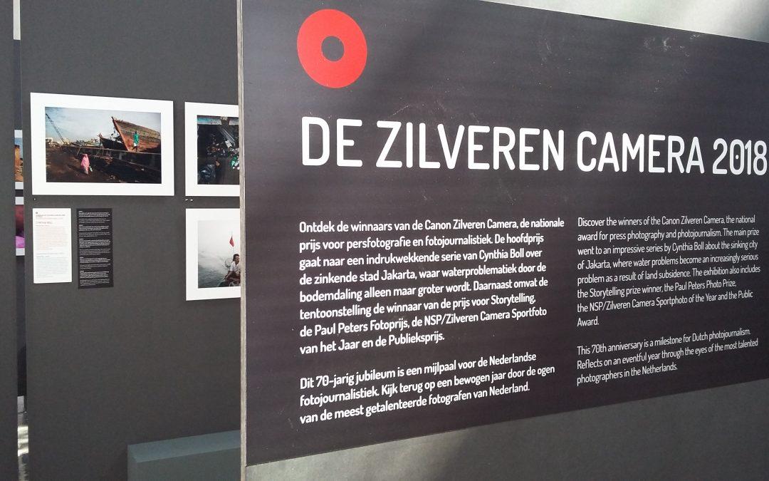 FotoStudio bezoekt Expo Zilveren Camera