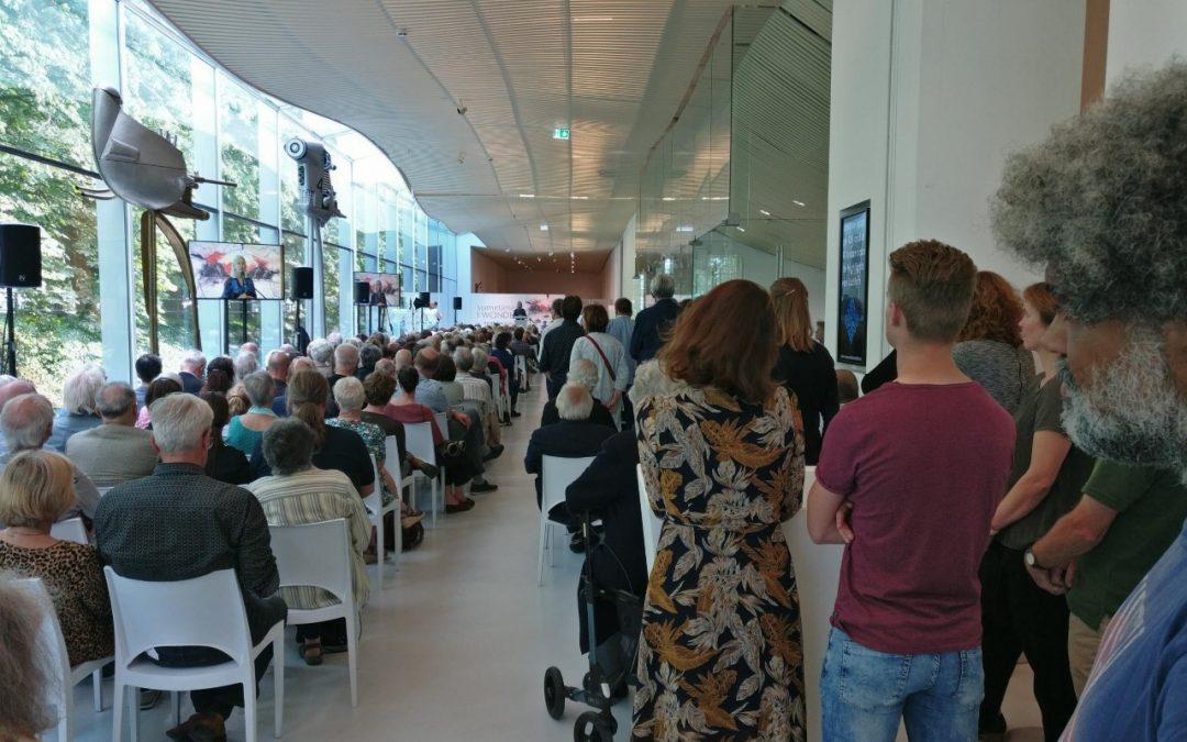 Fotostudio bezoekt opening Knust en Mark Brusse in het Valkhofmuseum